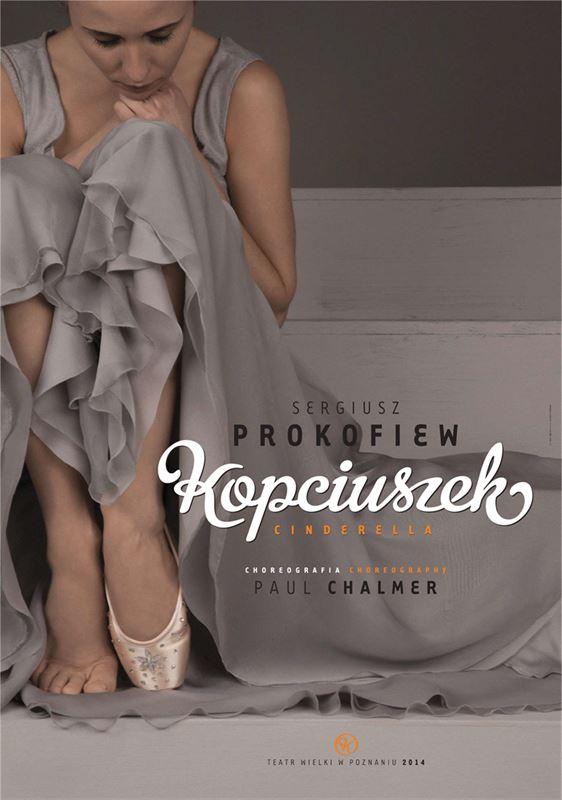 KOPCIUSZEK (Cinderella) Sergiusz Prokofiew