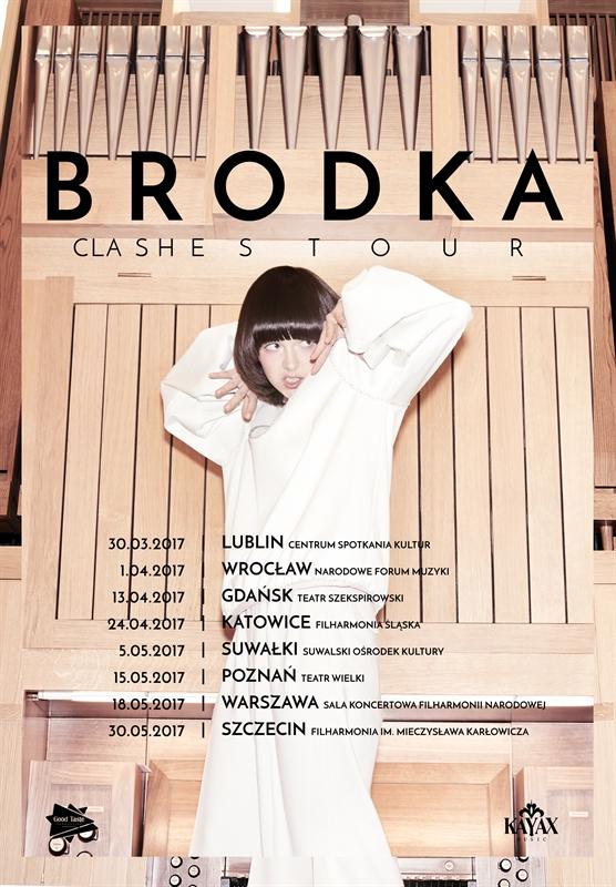 BRODKA Clashes Tour 2017