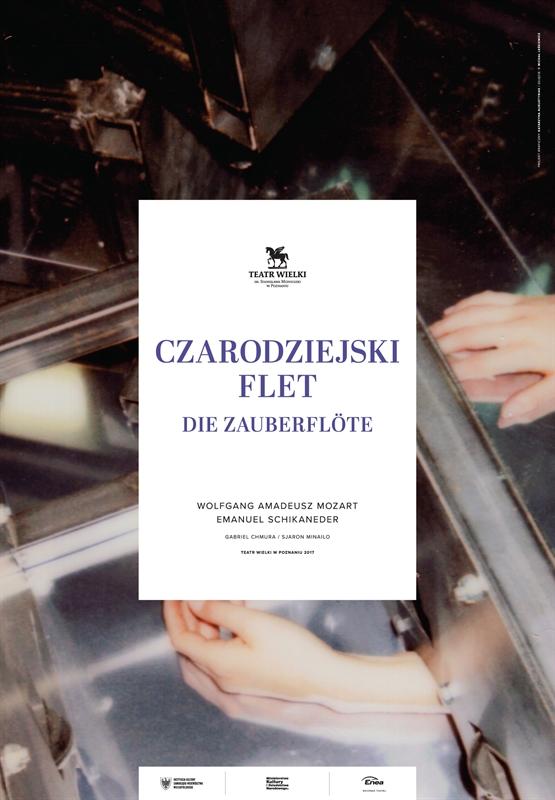 CZARODZIEJSKI FLET (Die Zauberflöte) Wolfgang Amadeusz Mozart