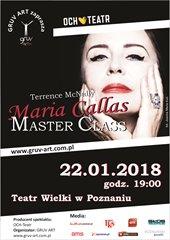 MARIA CALLAS. MASTER CLASS Terrence McNally